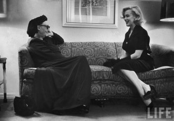 Marilyn Monroe and Rudolf Steiner | anthropopper
