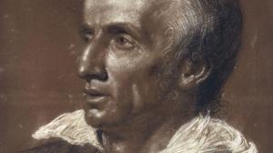 William Wordsworth by Benjamin Robert Haydon © National Portrait Gallery, London