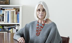 Jenny Diski - photo via The Guardian