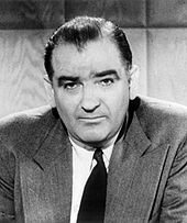 "Senator Joseph McCarthy, ""one of our more significant political operatives."""
