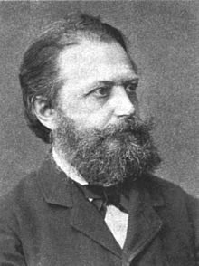 Karl Julius Schröer (1825 - 1900), who collected the Oberufer Christmas Plays and brought them to the attention of Rudolf Steiner.