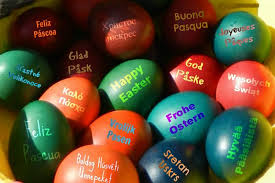 Easter languages