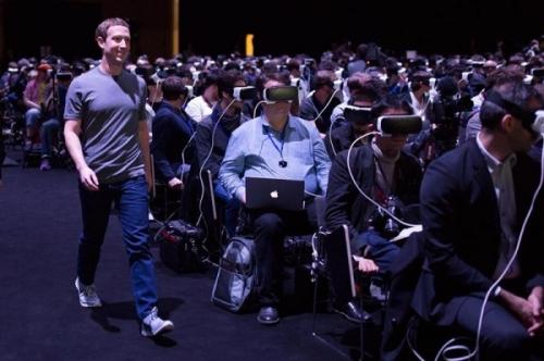 zuckerberg-vr phonearena.com