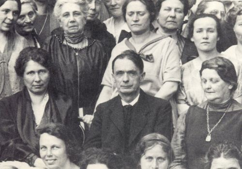 Steiner, Marie Steiner, Wegman