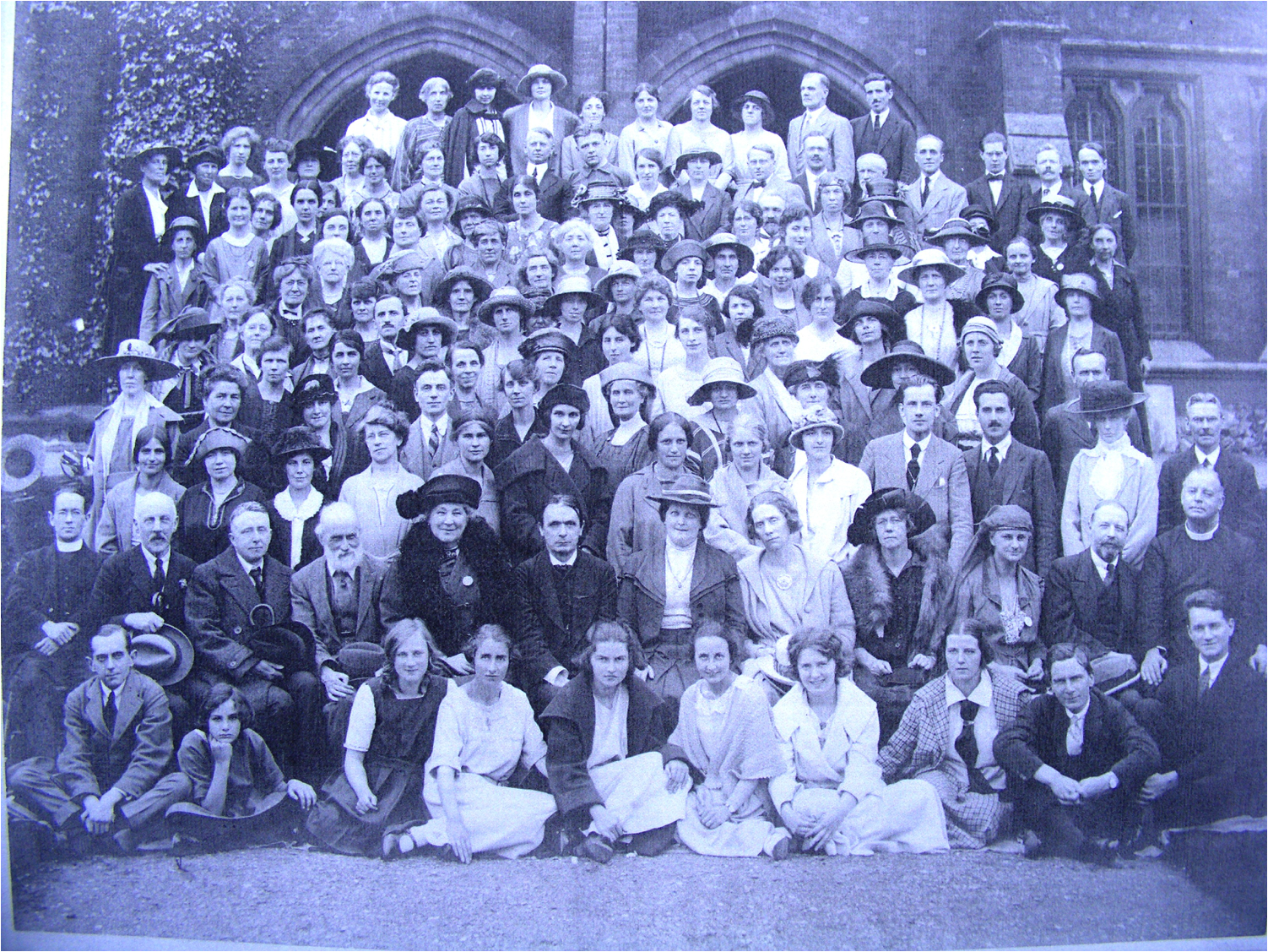 Oxford Conference group