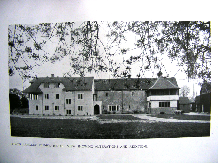 priory after alterations