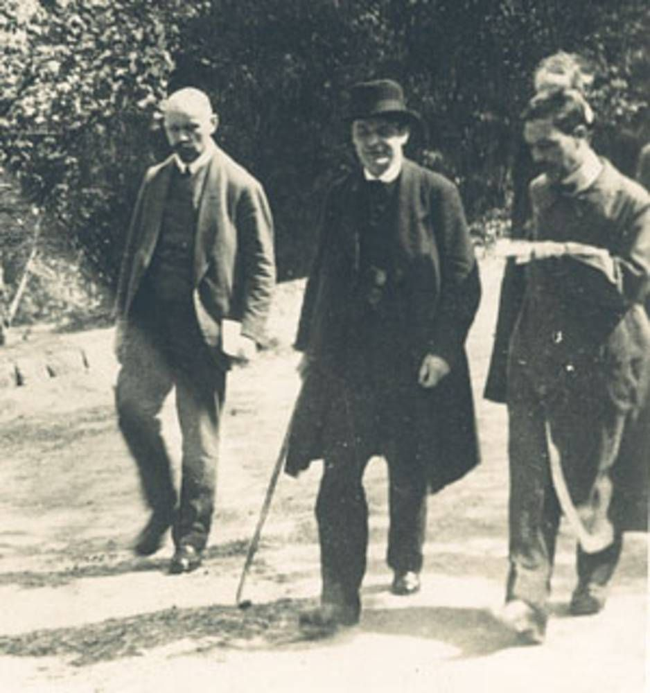 Rudolf Steiner around 1922