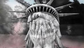 weeping liberty