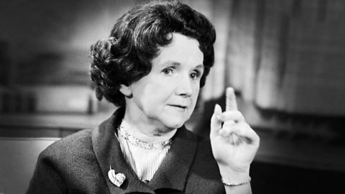 Rachel Carson photo via BBC